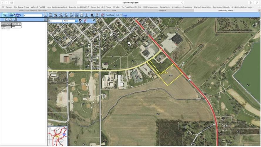 0 Illinois Street Petersburg IN 47567   MLS 202007295   photo 3