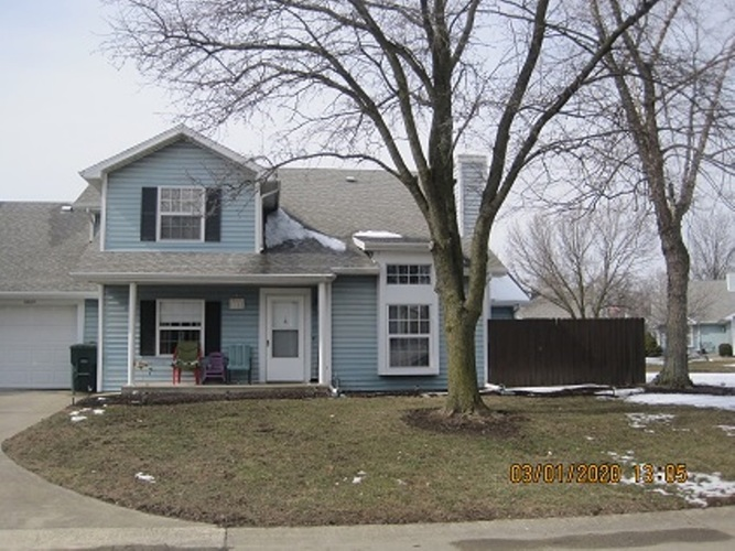 3803 N Lakeside  Muncie, IN 47304 | MLS 202007628