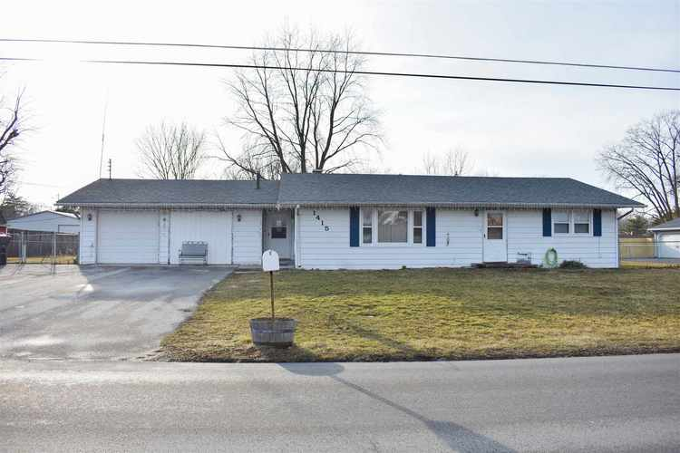 1415 N OHIO Street Kokomo IN 46901 | MLS 202007757 | photo 1