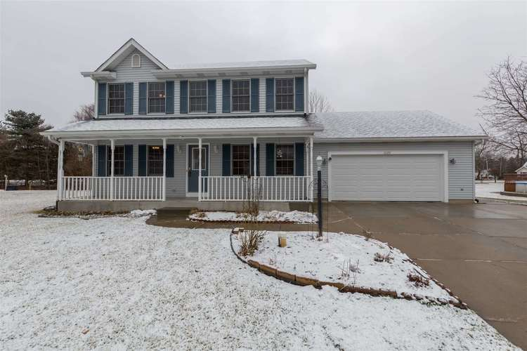 22272 Meadow Knoll Court South Bend IN 46628-9403 | MLS 202008149 | photo 1