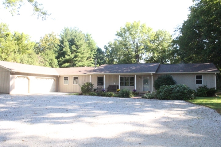 6334 Indian Bluff Road Battle Ground IN 47920 | MLS 202008769 | photo 1