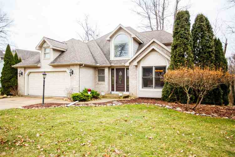 26544 Inverness Drive South Bend IN 46628 | MLS 202008932 | photo 1