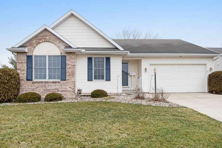 609 Meadow Stream Drive South Bend IN 46614-6836 | MLS 202009008 | photo 1