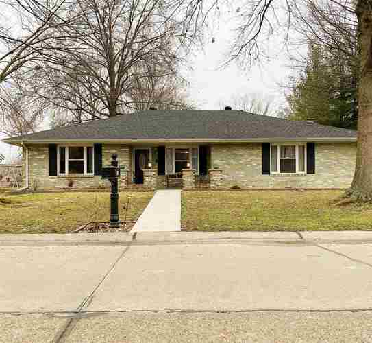 524  Strawberry Hill Rd Road Evansville, IN 47711 | MLS 202009146