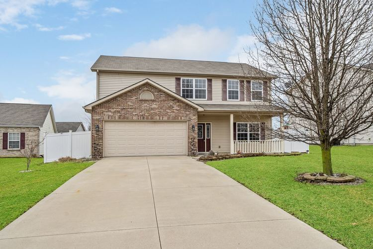 12318 Jacobas Place Fort Wayne IN 46845 | MLS 202009474 | photo 1