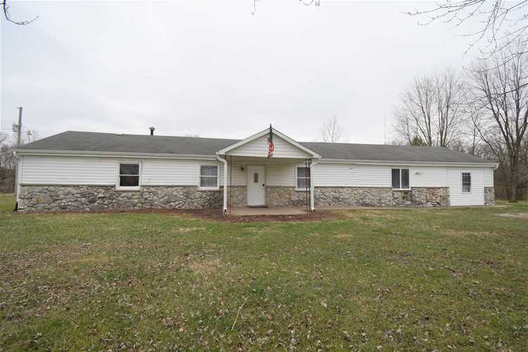 12832 W State Rd Highway 54 Road Linton IN 47441 | MLS 202009901 | photo 1