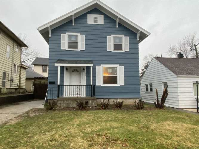 3624  Webster Street Fort Wayne, IN 46807-2046 | MLS 202010374