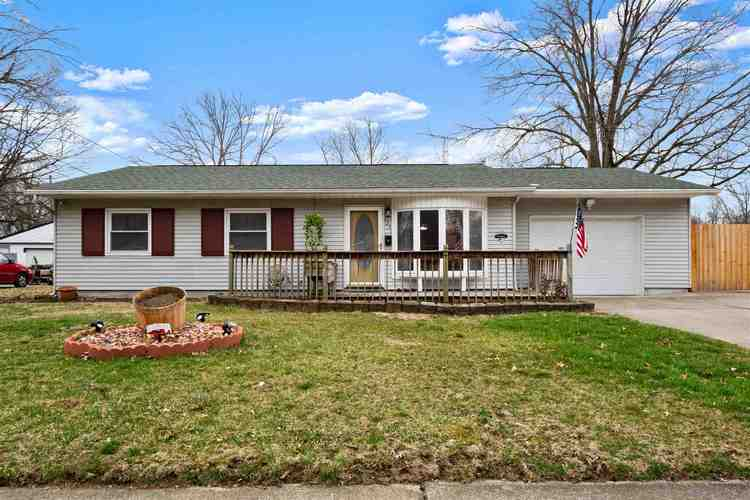 7331 Springhill Drive Fort Wayne, IN 46819-1758   MLS 202010387   photo 1