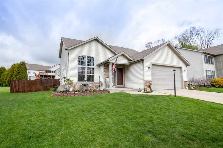 53181 Grassy Knoll Drive South Bend IN 46628-9145 | MLS 202010397 | photo 2