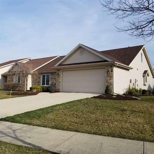7135 Clubhouse Drive Fort Wayne, IN 46835-3895 | MLS 202011189 | photo 2