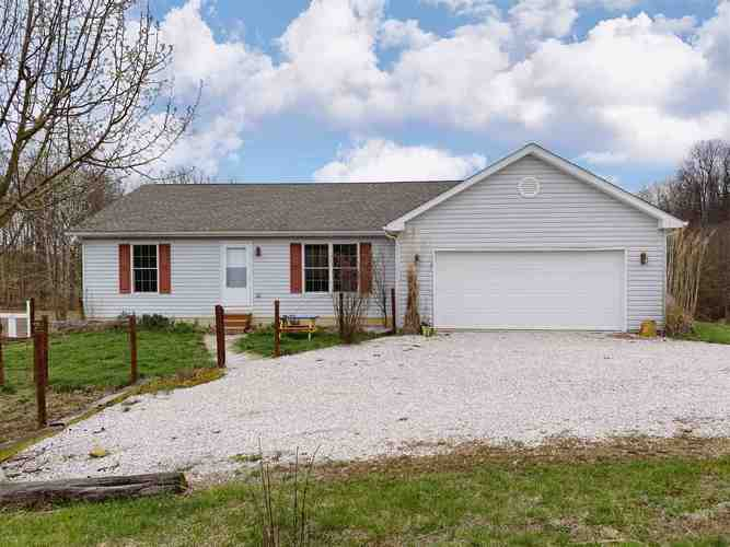 7692 S Mt Zion Road Bloomington IN 47403 | MLS 202011536 | photo 1