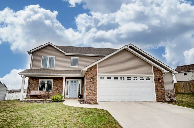 1207  Mount Fable Place Fort Wayne, IN 46845 | MLS 202011629