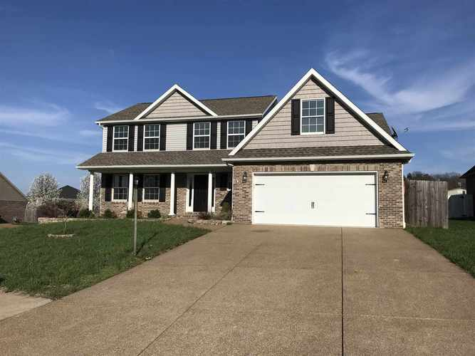 15201  Kingsmont Drive Evansville, IN 47725 | MLS 202011657