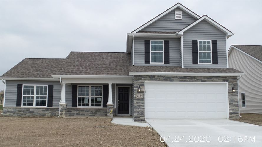 3456  Fawn Creek Boulevard Waterloo, IN 46793 | MLS 202011745