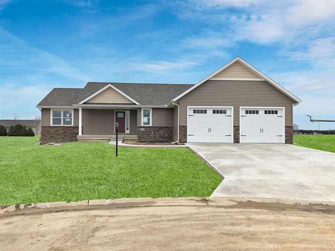 20633 N Joseph Court Milford, IN 46542 | MLS 202011923