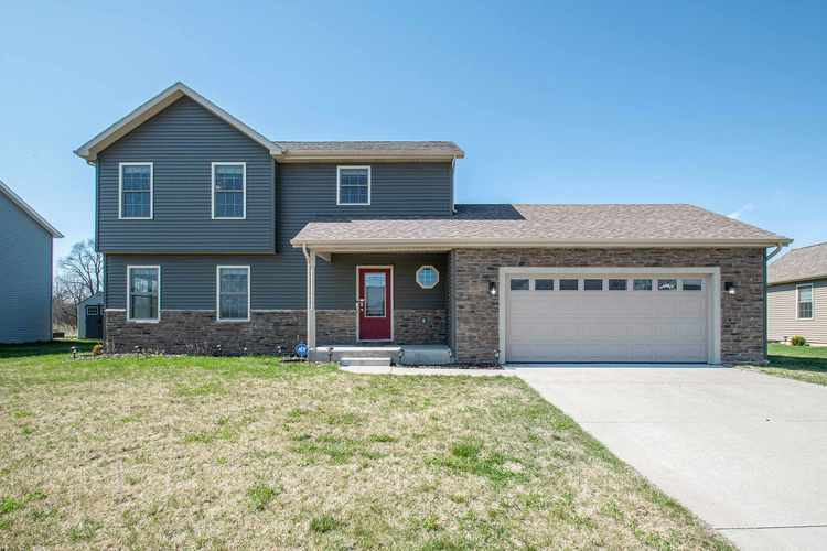 23105 Rumford Drive South Bend IN 46628-9086 | MLS 202012540 | photo 1