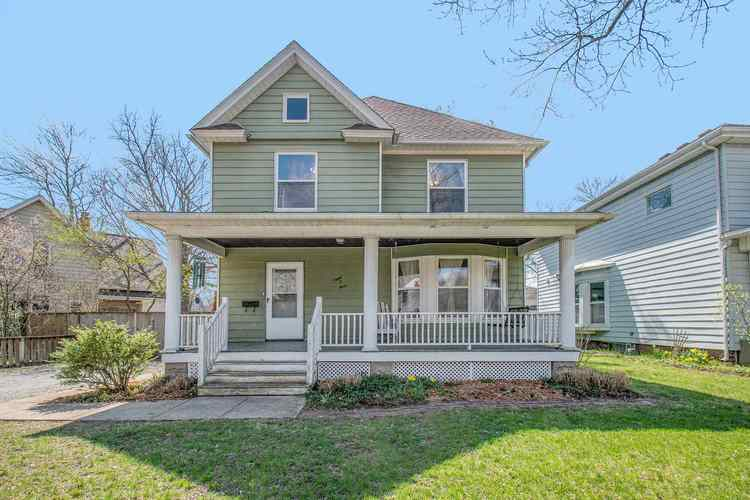 803 Ashland Avenue South Bend IN 46616-1306 | MLS 202013860 | photo 1