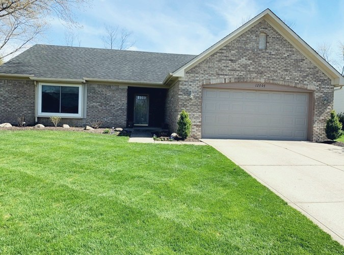 12707 Slippery Rock Road Indianapolis IN 46236-8223 | MLS 202014858 | photo 1