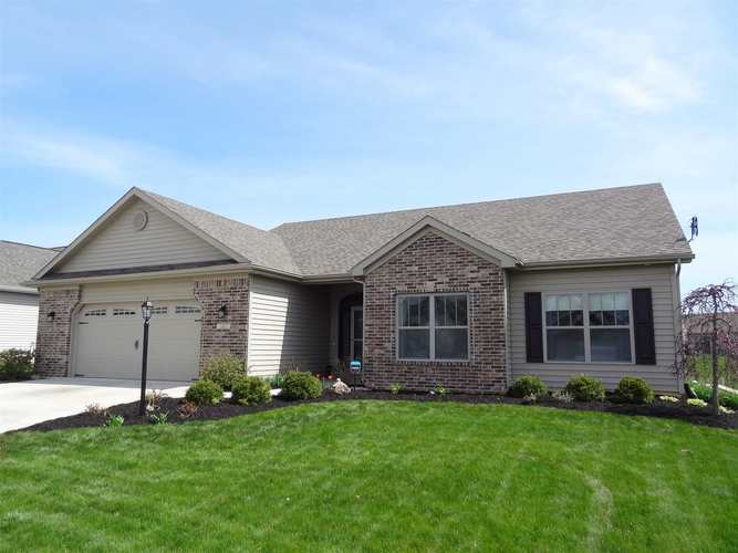 2263 E Whispering Trail Columbia City, IN 46725-7586 | MLS 202015025