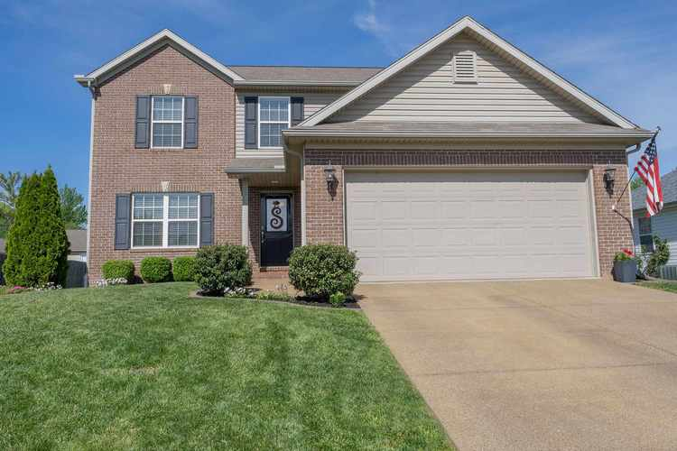 12330 Canyon Rock Drive Evansville IN 47725 | MLS 202015475 | photo 1