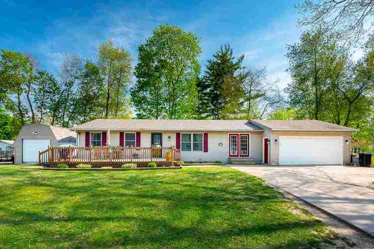 8279 E Epworth Forest Road North Webster IN 46555 | MLS 202016310 | photo 1