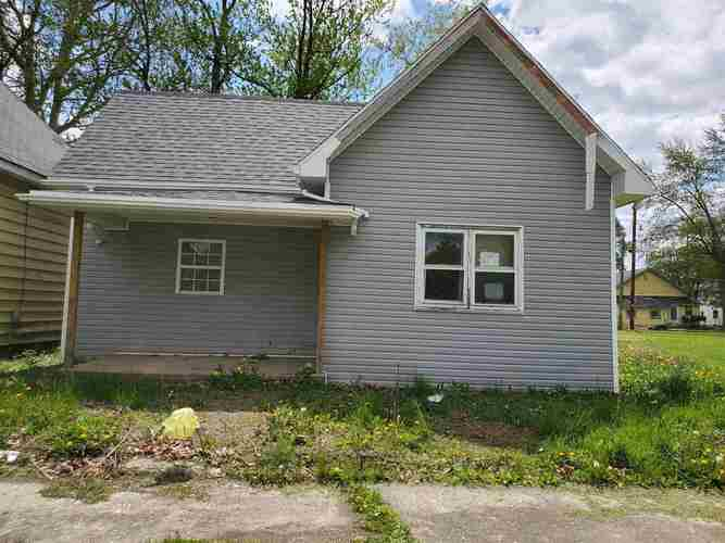 1529 W MARION Avenue Marion IN 46952-2455   MLS 202016713   photo 1