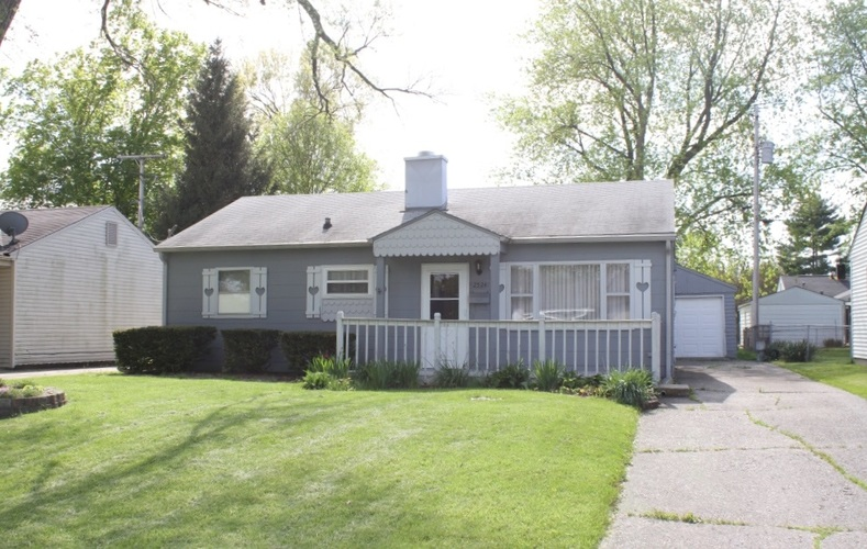 2524  Foxhall Drive Lafayette, IN 47909-2521   MLS 202016938