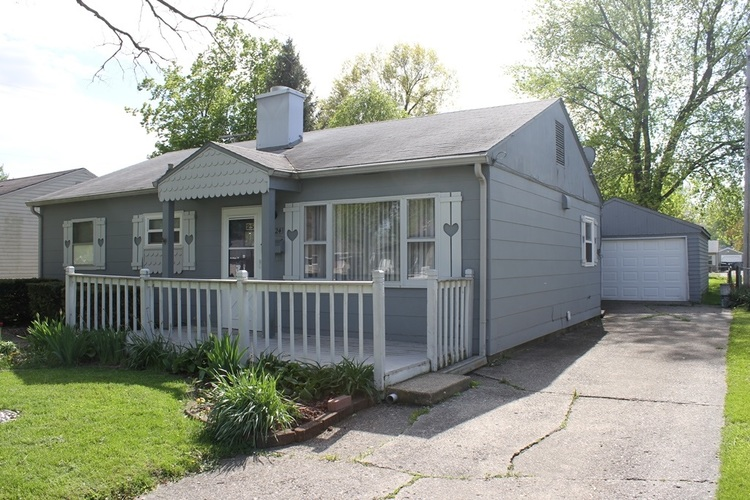 2524 Foxhall Drive Lafayette IN 47909-2521   MLS 202016938   photo 3