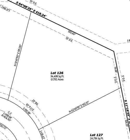 126 Saddle Creek Drive Evansville IN 47725 | MLS 202017109 | photo 2