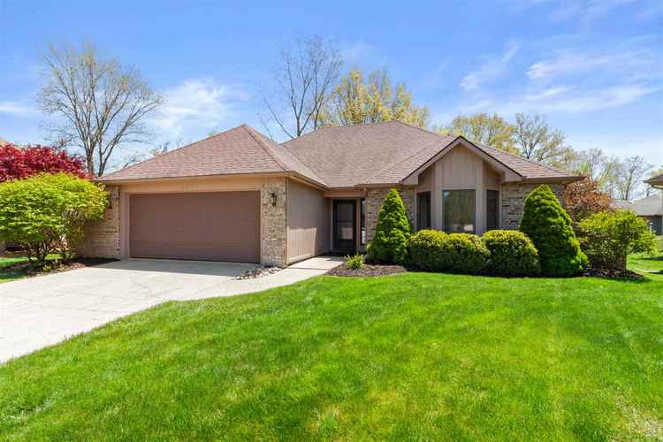 6632 PARSONS Court Fort Wayne IN 46815 | MLS 202017333 | photo 1