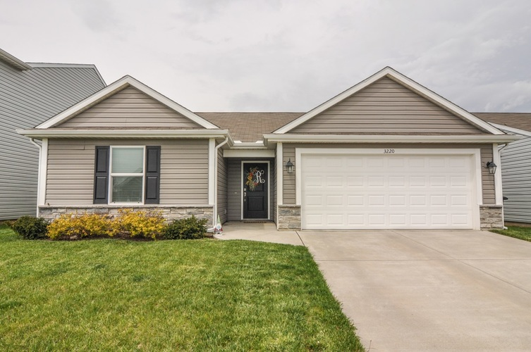 3220 Tanager Drive Lafayette IN 47909-4406 | MLS 202017398 | photo 1