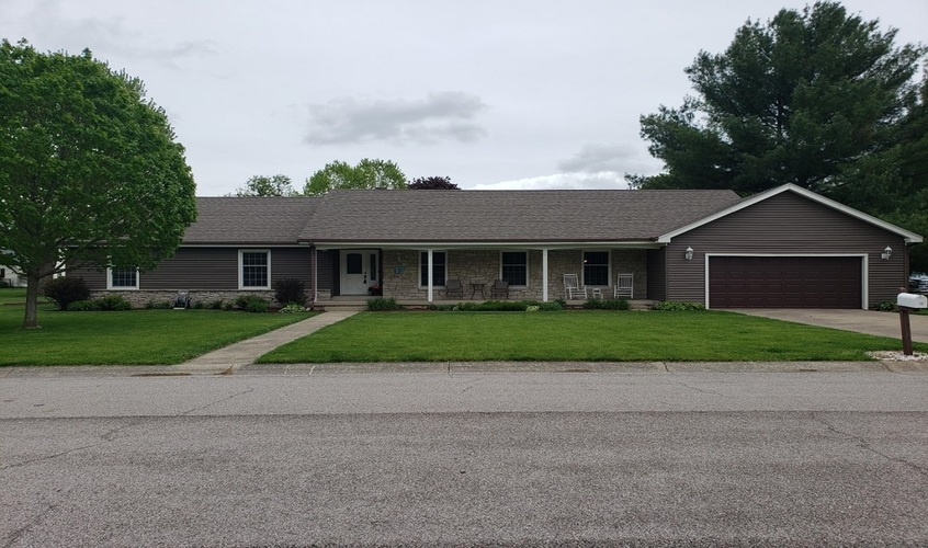 12 Rainbow Dr Drive Rossville IN 46065   MLS 202017727   photo 1