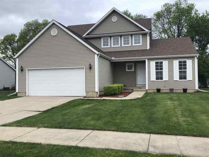 2333 Harwood Street South Bend IN 46614   MLS 202018245   photo 1