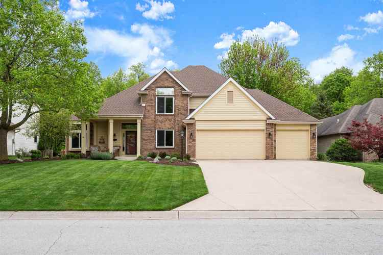 10914 Summer Chase Road Fort Wayne IN 46818-8826 | MLS 202018307 | photo 1