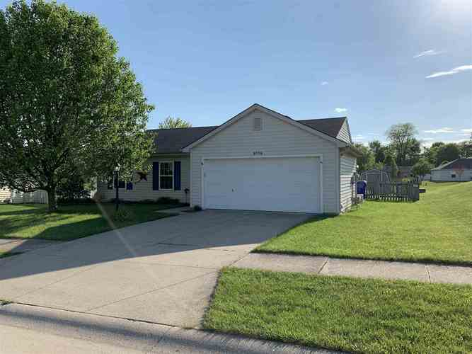 9709 Rio Canyon Court Fort Wayne IN 46825 | MLS 202019470 | photo 1