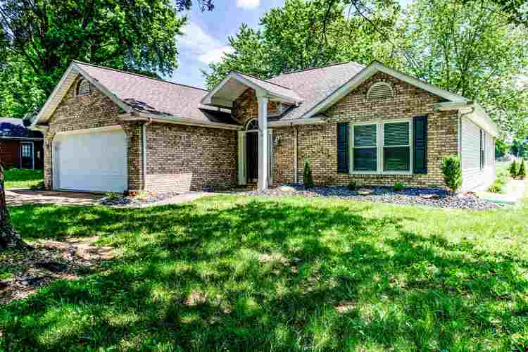 1070 W Holly Drive Santa Claus, IN 47579   MLS 202020872