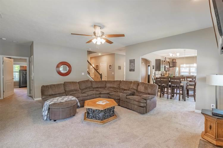 1036 SAWGRASS Lane Kokomo IN 46902 | MLS 202021874 | photo 12