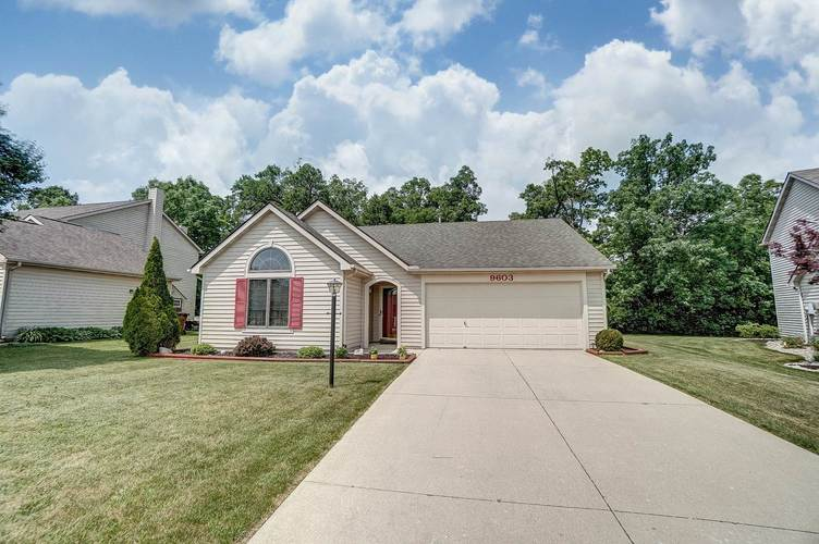 9603 Briarcrest Court Fort Wayne IN 46835 | MLS 202021894 | photo 1