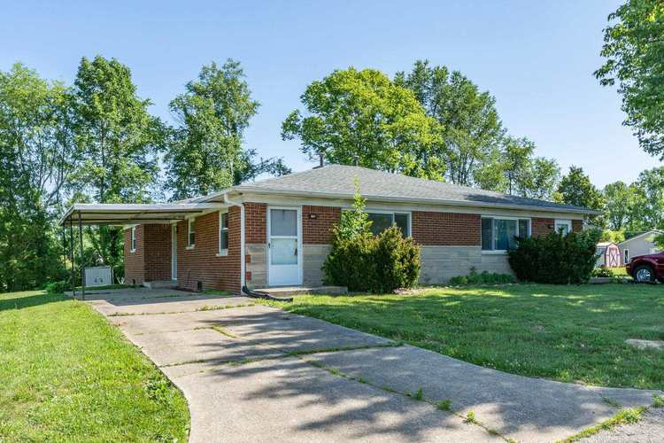 8023 S Old State Road 37 Road Bloomington IN 47403 | MLS 202022347 | photo 1