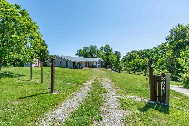 8023 S Old State Road 37 Road Bloomington IN 47403 | MLS 202022347 | photo 19
