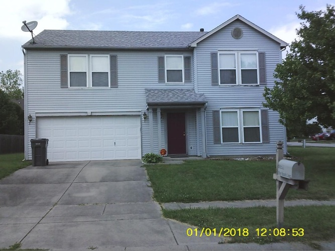 6652  Olive Branch Court Indianapolis, IN 46237 | MLS 202022501