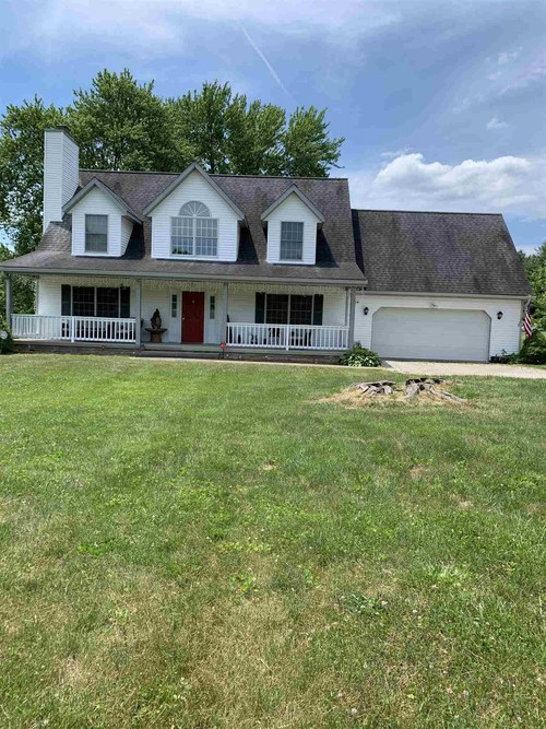 6149 N Greene County Line Road Solsberry IN 47459 | MLS 202022722 | photo 2