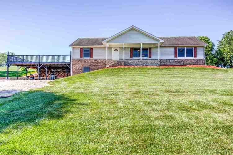 6060 W 800 South  Holland, IN 47541   MLS 202022903