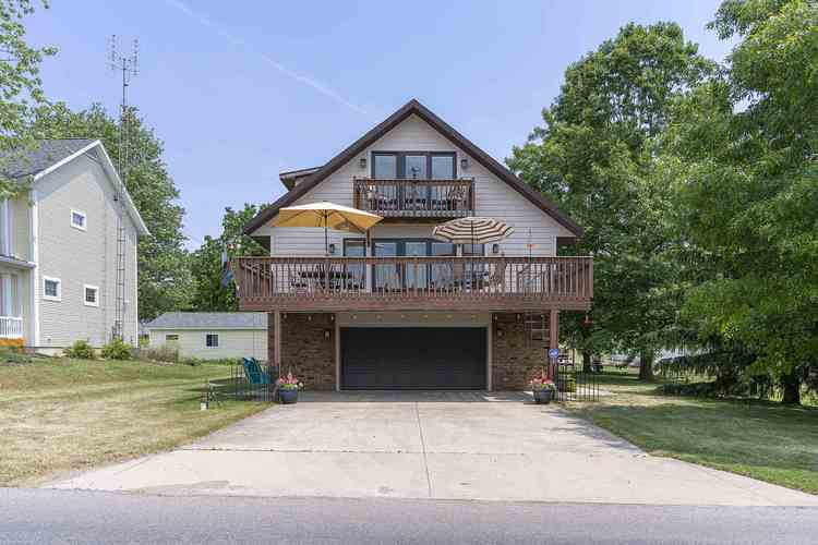 6410 W Orland Rd Lake Gage  Angola, IN 46703 | MLS 202023481