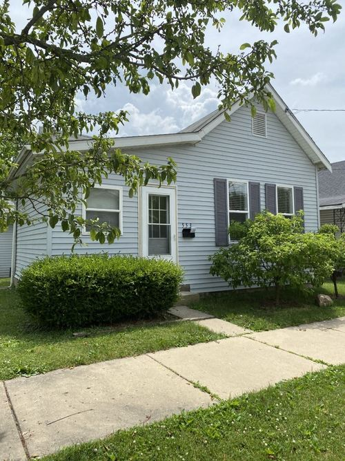 553 W Armstrong Street Frankfort IN 46041 | MLS 202024874 | photo 2