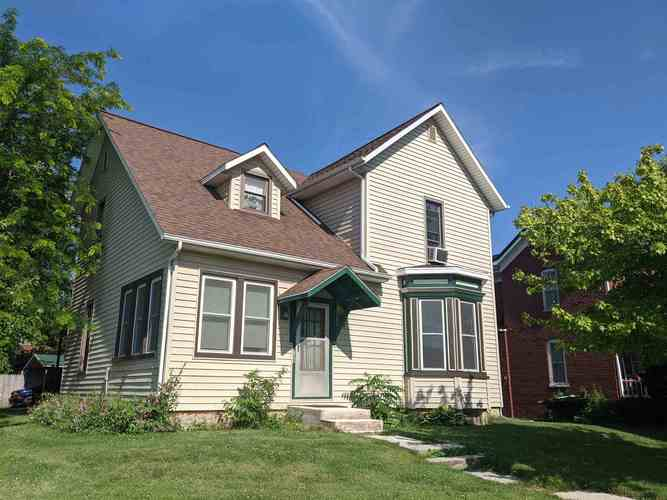 256 N Jefferson Street Berne, IN 46711 | MLS 202025307