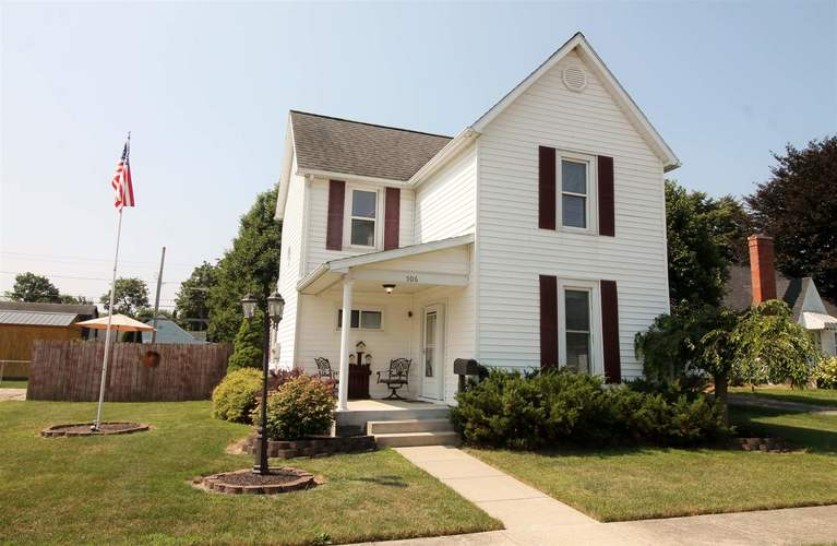 506 E South B Street Gas City IN 46933 | MLS 202026139 | photo 1