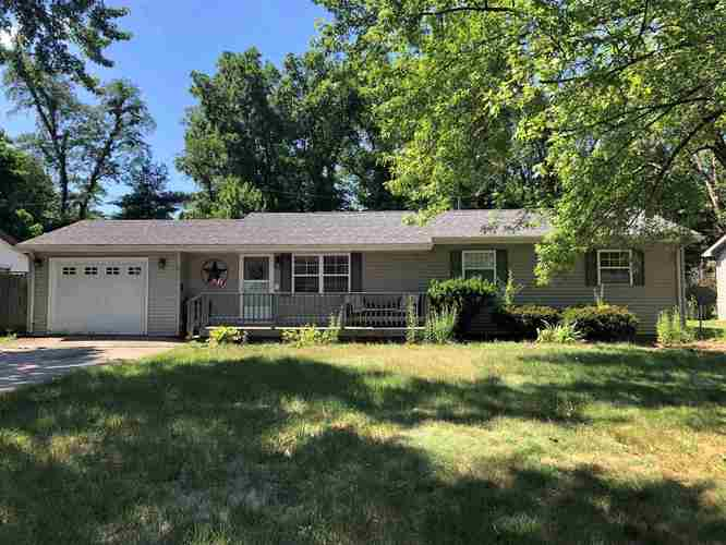611  Hillcrest Drive Monticello, IN 47960 | MLS 202026593