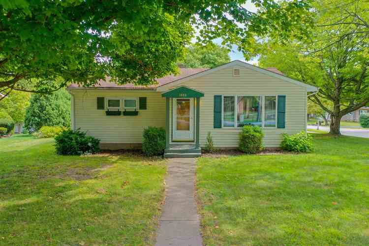 1403  East Street North Manchester, IN 46962   MLS 202026750