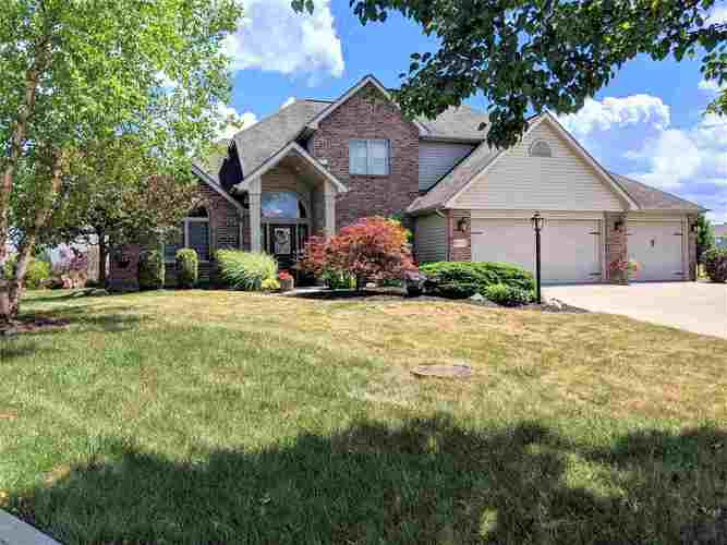 8002  Tacoma Place Fort Wayne, IN 46835-9107 | MLS 202027850
